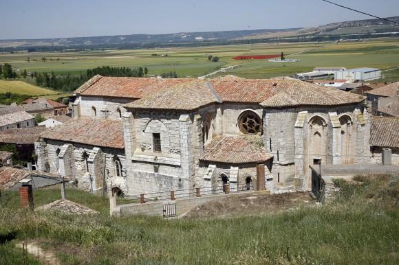 Iglesia de Santa Cecilia Herrera de Valdecañas